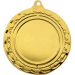 G16-263 40 mm MEDALLA FACETADA ORO BRILL