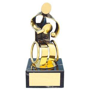 "Trofeo minusválidos ""ping-pong""  varios tamaños.  Ref - BP139"