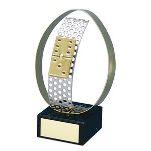 Trofeo domino  varios tamaños.  Ref - BP159