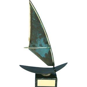 Trofeo windsurf  varios tamaños.  Ref - BP203