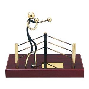 Trofeo boxeo  varios tamaños.  Ref - BP301