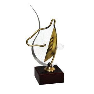 Trofeo Detalle Hípica Con Asa  varios tamaños.  Ref - BP3510