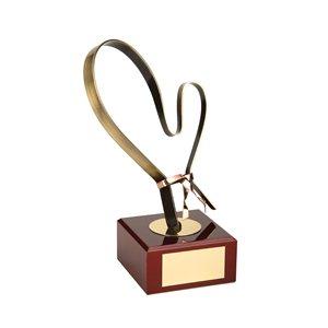 Trofeo guante de boxeo  varios tamaños.  Ref - BP389