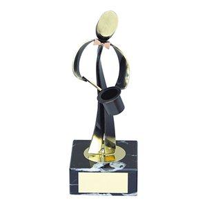 Trofeo mago  varios tamaños.  Ref - BP516