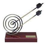 Trofeo tiro con arco  varios tamaños.  Ref - BP680