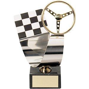 Trofeo motor volante  varios tamaños.  Ref - BP735
