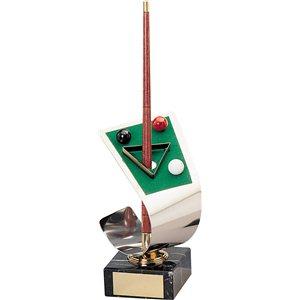 Trofeo billar americano  varios tamaños.  Ref - BP762