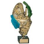 Trofeo carnaval  varios tamaños.  Ref - BP922