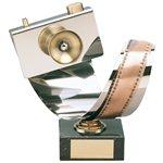 Trofeo fotografía  varios tamaños.  Ref - BP954