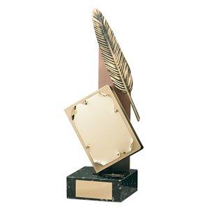 Trofeo literatura varios tamaños.  Ref - BP997