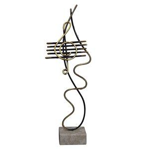 Trofeo G-Series Música  varios tamaños.  Ref - BPG11956