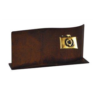 Trofeo G-Series Fotografía cm. 11 x 26 varios tamaños.  Ref - BPG1554