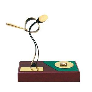 Figura de Latón Oro viejo  Beisbol BP300/1BE
